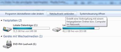WebDAV-Computer
