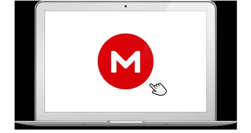 Mega Webseite